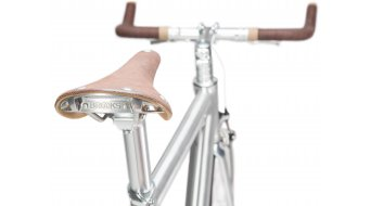 "Coboc ONE Soho 28"" E-Bike Komplettrad Gr. S raw gebürstet Mod. 2020"