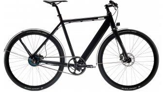 "Coboc SEVEN Vesterbro 28"" e-bike fiets zwart hoogglans model 2019"