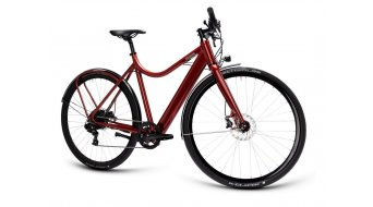 "Coboc SEVEN Kanda 527 28"" E-Bike 整车 女士-Rad 型号 均码 myojin-red 款型 2019"