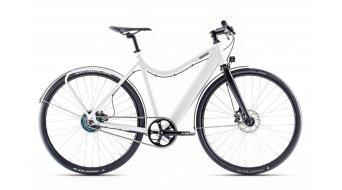 "Coboc SEVEN Vilette 28"" E-Bike bici completa da donna mis. unisize madreperla bianco mod. 2019"