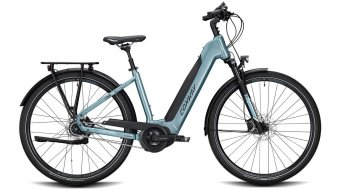 "Conway Cairon T 380 RBN 27.5"" E-Bike Trekking Komplettrad Damen Gr. S lightblue/black matt Mod. 2020"