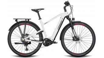 """Conway Cairon T 600 28"""" E-Bike trekking bici completa mis. L bianco/nero mod. 2020"""