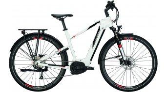 """Conway Cairon T 200 28"""" E-Bike trekking bici completa mis. L bianco/nero mod. 2021"""