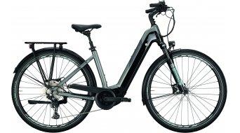"Conway Cairon T 300 625 28"" E-Bike trekking bici completa mis. L argento/shadowgrey mod. 2021"
