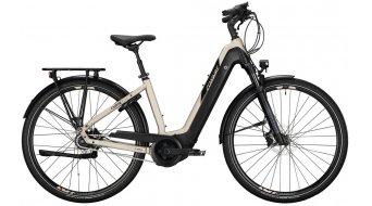"Conway Cairon T 450 RBN 28"" E-Bike trekking bici completa . platin/nero mod. 2021"
