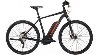 "Conway eCS 300 28"" E-Bike Komplettrad black matt/orange Mod. 2019"