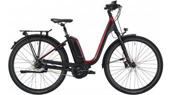 "Conway eTS 270 SE 28"" E- bike bike black matt/red 2019"