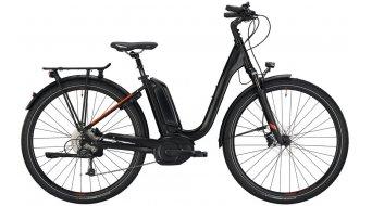 """Conway eTS 300 28"""" E- vélo vélo taille L black matt/orange Mod. 2019"""