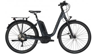 "Conway eTS 400 28"" e-bike fiets grey mat/black model 2019"