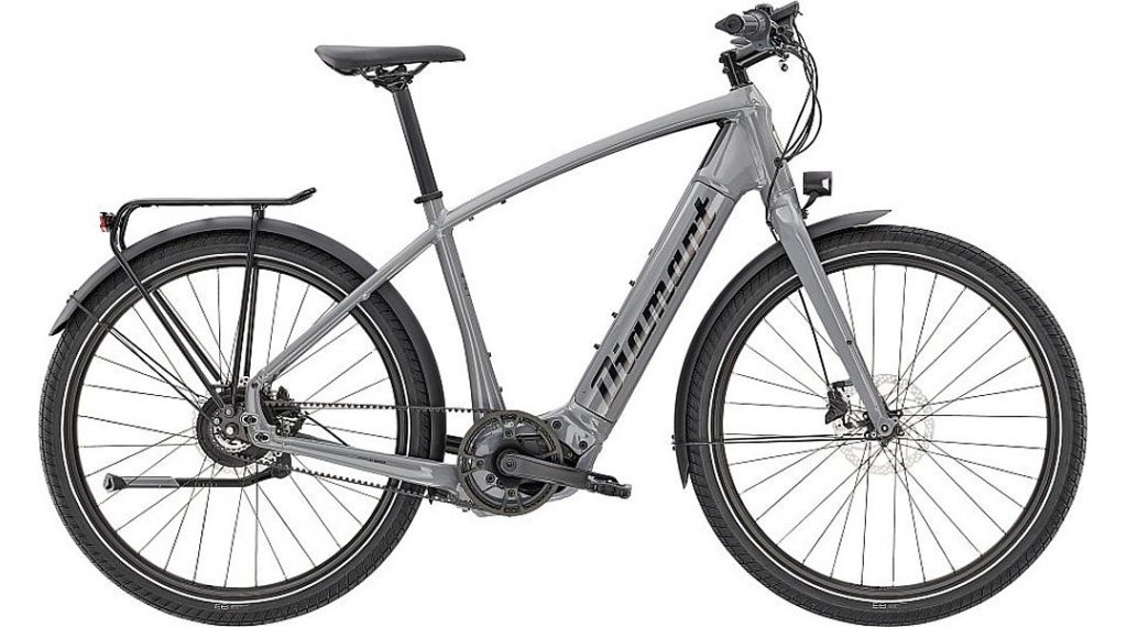 "Diamant Opal Esprit+ HER 27.5"" E-Bike City/Urban bici completa tamaño XL graphitgrau/tiefschwarz Mod. 2021"