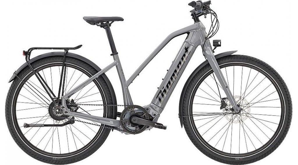 "Diamant Opal Esprit+ GOR 27.5"" E-Bike City/Urban bici completa tamaño M graphitgrau/tiefschwarz Mod. 2021"