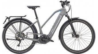 """Diamant Zouma Deluxe+ S GOR 27.5"""" E-Bike City/Urban bici completa . S graphitgrau mod. 2021"""