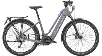 """Diamant Zouma Deluxe+ S TIE 27.5"""" E-Bike City/Urban Komplettrad S graphitgrau Mod. 2021"""