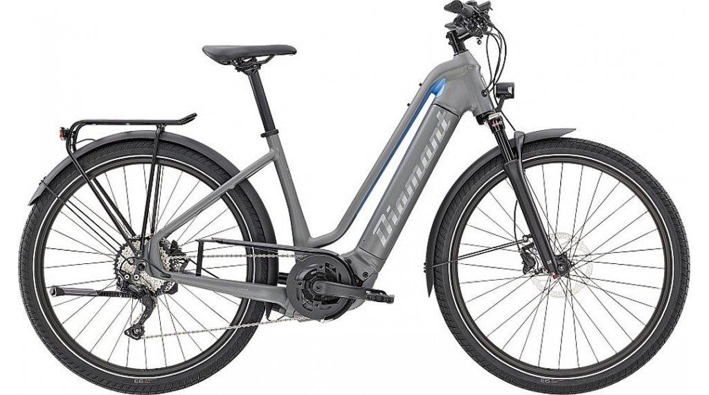 """Diamant Zouma Deluxe+ TIE 27.5"""" E-Bike City/Urban Komplettrad Gr. L graphitgrau/apatit Mod. 2021"""