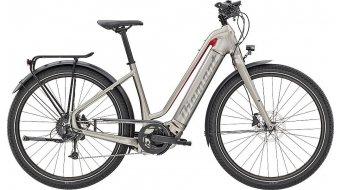 "Diamant Zouma+ TIE 27,5""/650B E-Bike Komplettrad Damen iridiumsilber metallic/granat Mod. 2020"