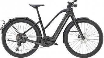 "Diamant Zouma Supreme+ S GOR 27.5"" E-Bike City/Urban bici completa . carbonio nero mod. 2021"