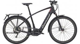"Diamant Zouma Deluxe+ S HER 27.5"" E-Bike City/Urban 整车 型号 tiefschwarz 款型 2021"