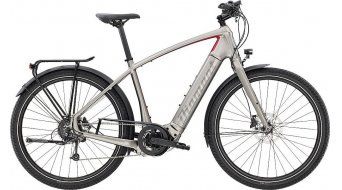 "Diamant Zouma+ HER 27,5""/650B E-Bike Komplettrad Herren iridiumsilber metallic/granat Mod. 2020"