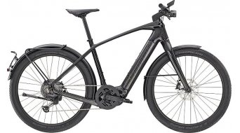 "Diamant Zouma Supreme+ S HER 27.5"" E-Bike City/Urban bici completa . carbonio nero mod. 2021"