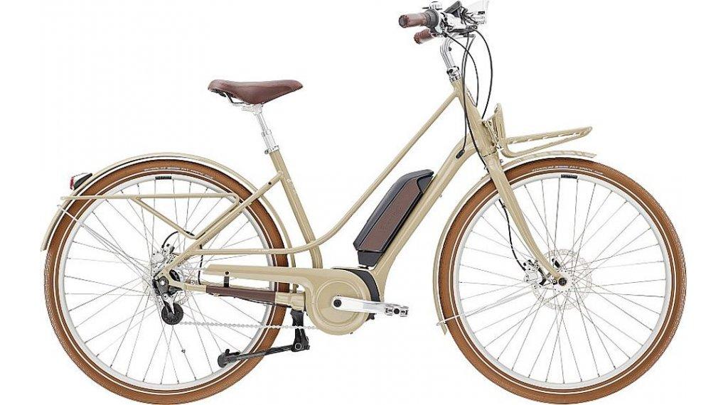 "Diamant Juna Deluxe+ WIE 300Wh 28"" E-Bike 整车 型号 M almandinbeige 款型 2020"