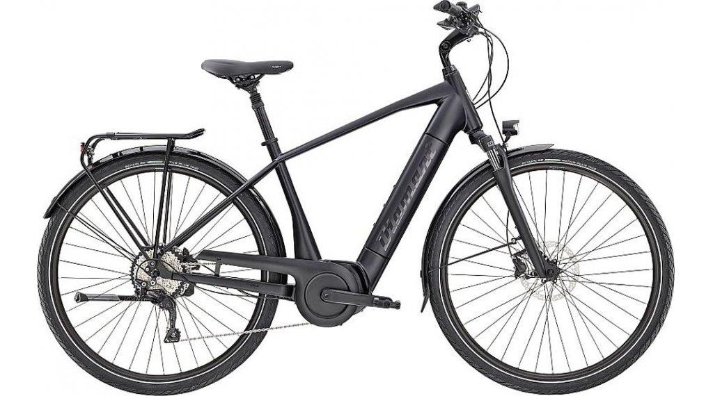 """Diamant Mandara Deluxe+ HER 28"""" E-Bike City/Urban bici completa mis. M tief nero mod. 2021"""