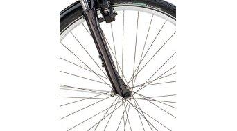 """Diamant Achat+ 500Wh 28"""" E-Bike Komplettrad Tiefeinstieg Gr. S (45cm) obsidianschwarz metallic Mod. 2020"""