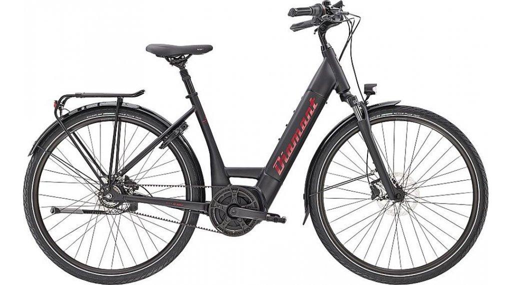 "Diamant Beryll Esprit+ TIE 28"" E-Bike City/Urban 整车 型号 L tiefschwarz 款型 2021"