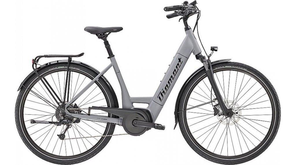 """Diamant Mandara+ TIE 28"""" E-Bike City/Urban Komplettrad Gr. M graphitgrau Mod. 2021"""