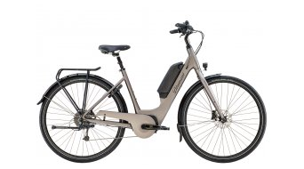 "Diamant enbari+ T 28"" e-bike fiets dames iridium zilver/en metallic model 2020"