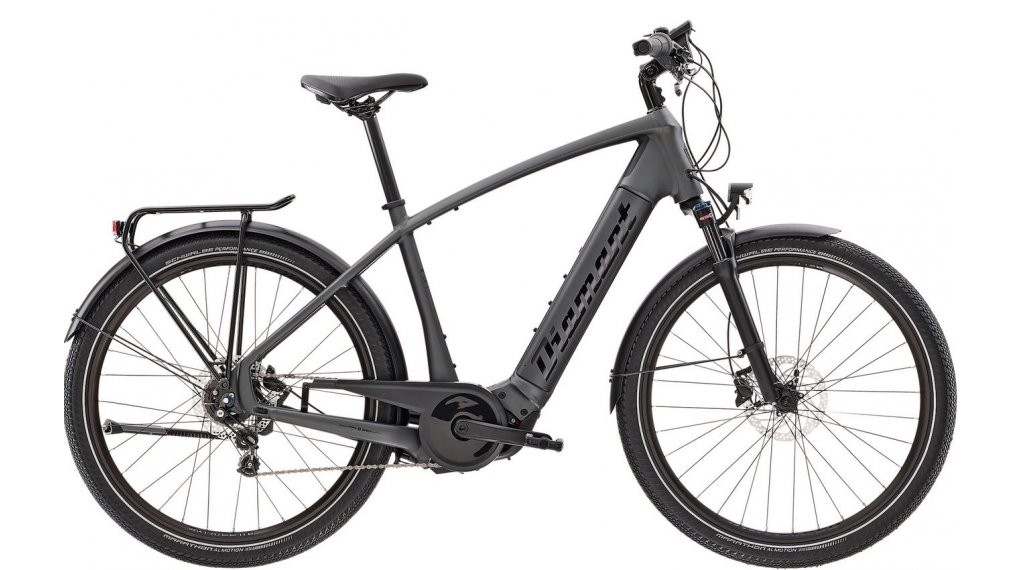 "Diamant Opal+ HER 27.5"" E-Bike City/Urban Komplettrad Gr. XL dravitgrau metallic Mod. 2021"