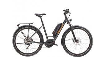 "Diamant Zing Deluxe+ TIE 27.5"" E-Bike trekking bici completa . dravitgrau metallico mod. 2021"