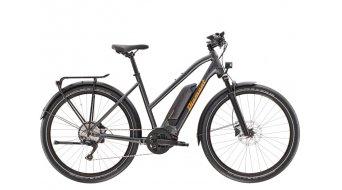 "Diamant Zing Deluxe+ TRA 27.5"" E-Bike trekking bici completa . dravitgrau metallico mod. 2021"