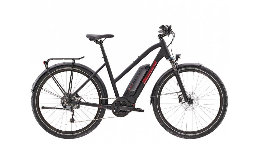 "Diamant Zing+ TRA 27.5"" E-Bike Trekking Komplettrad Gr. L tiefschwarz Mod. 2021"