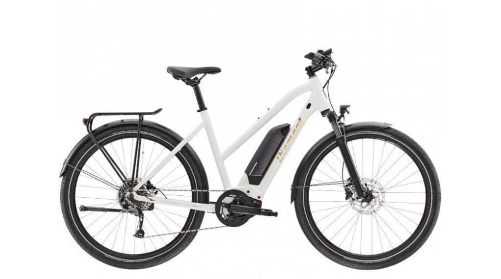 """Diamant Zing+ TRA 27.5"""" E-Bike Trekking Komplettrad Gr. L weiss Mod. 2021"""