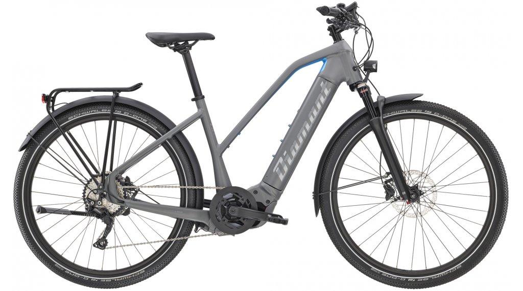 "Diamant Zouma Deluxe+ GOR 27.5"" E-Bike City/Urban bici completa tamaño M graphitgrau/apatit Mod. 2021"