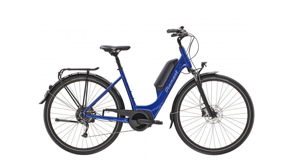 "Diamant Aurus+ TIE 28"" E-Bike City/Urban Komplettrad Gr. M yves-klein-blau Mod. 2021"