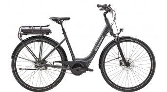 "Diamant Turmalin Deluxe+ TIE 28"" E-Bike City/Trekking Komplettrad dravitgrau metallic Mod. 2021"