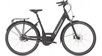 "Diamant Beryll Deluxe+ RT TIE 28"" E-Bike City/Urban Komplettrad Gr. S tiefschwarz Mod. 2021"
