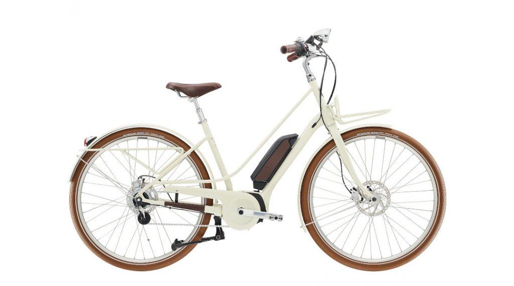 "Diamant Juna Deluxe+ WIE 28"" E-Bike City/Urban Komplettrad Gr. S tofanaweiß Mod. 2021"