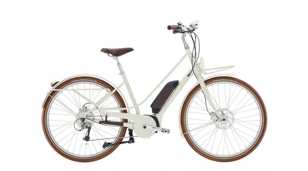 "Diamant Juna+ WIE 28"" E-Bike City/Urban Komplettrad Gr. S tofanaweiß Mod. 2022"