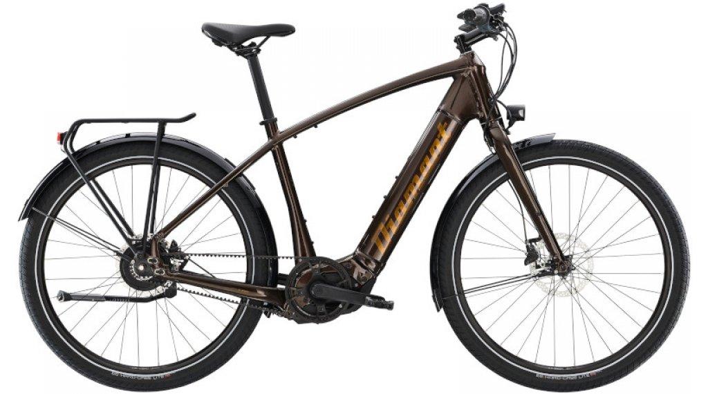 """Diamant Opal Esprit+ HER 27.5"""" E-Bike City/Urban Komplettrad Gr. L berninabraun metallic Mod. 2022"""