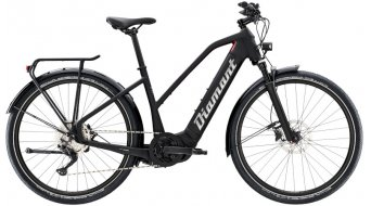 "Diamant Zouma Deluxe+ TRA 27.5"" E-Bike Trekking Komplettrad Gr._L_tiefschwarz Mod._2022"