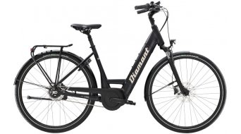 "Diamant Beryll Deluxe+ TIE 28"" E-Bike City/Urban Komplettrad Gr._XS_tiefschwarz Mod._2022"