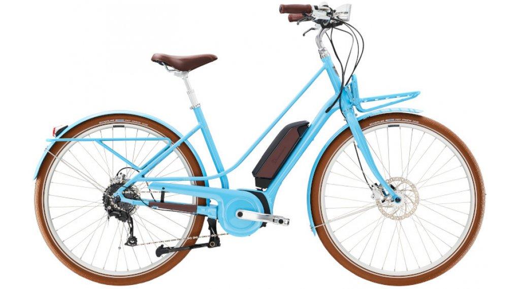 "Diamant Juna+ WIE 28"" E-Bike City/Urban Komplettrad Gr. M trabiblau Mod. 2022"