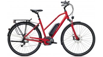 Diamant Ubari Super Deluxe+ G 28 E- bike bike ladies version indisch red metallic 2017