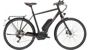Diamant 825+ H 28 elektromos kerékpár komplett kerékpár férfi-Rad traumschwarz 2017 Modell