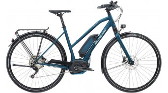 "Diamant Elan Sport+ G 28"" E- bike bike ladies version estorial blue metallic 2018"