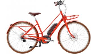 Diamant Juna Deluxe+ W 28 E- bike bike ladies version size 45cm roarange 2017