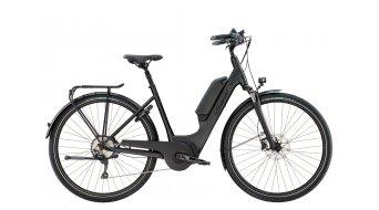 "Diamant Ubari Deluxe+ DT T 28"" E-Bike bici completa . obsidian nero metallico mod. 2018"