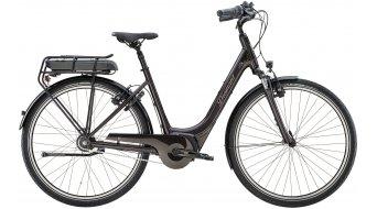 "Diamant Achat Deluxe+ RT T 28"" e-bike fiets dames metallic model"